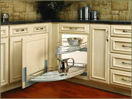 drawers for kitchen cabinets kitchen cabinets pull out drawers white brick backsplash and brown