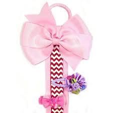 ribbon hair bow ribbon hair clip hair bow holder allydrew