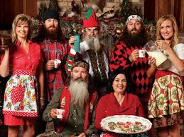 duck the halls on the bayou with the robertsons from
