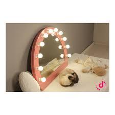 espejo de maquillaje con luz 80x60 vintage mini espejos de