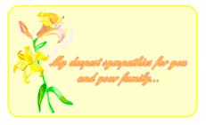 condolences greeting card printable sympathy condolence greeting cards