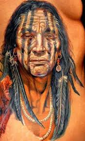 Stunningly by 10 Stunningly Beautiful Native American Tattoos Tattoo Com