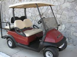 used golf carts complete cart services