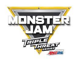 monster truck show cincinnati monster jam triple threat series presented by amsoil at verizon
