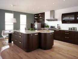 Modern Kitchen Cabinets Pictures Options Tips  Ideas HGTV - High end kitchen cabinets brands