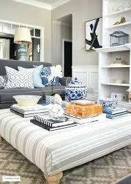 ottoman ideas for living room ottoman decorating ideas beautyconcierge me