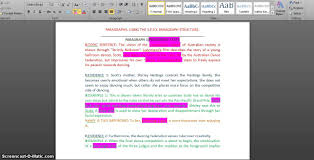 Perfect Essay Format Essay Writing Australian Visions Part 1 Youtube