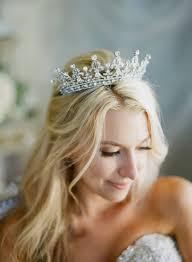 bridal tiara gold royal bridal tiara