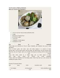 cara membuat nasi goreng ayam dalam bahasa inggris nasi goreng