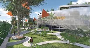 siege orange découvrez les magnifiques images du futur nouveau siège de orange