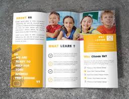 school brochure design templates 15 best 7 best brochure design templates for images on