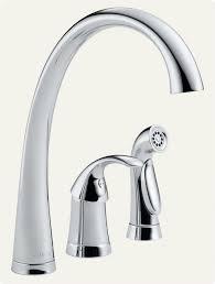 delta kitchen faucet with sprayer kitchen fancy delta kitchen faucets glamorous faucet