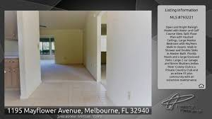 mayflower floor plan 1195 mayflower avenue melbourne fl 32940 youtube