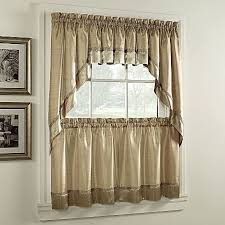 Cafe Style Curtains Kitchen Curtains Swags Tiers Valances Cafe Curtains For Living