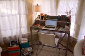 Small Bedroom And Office Combos Bedroom Furniture White Office Desk Computer Desks For Home Home
