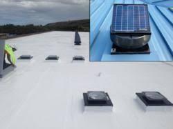 u s sunlight u0027s solar attic fans and skylight tubes are chosen to