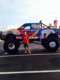 monster truck racing association dairy queen monster truck in georgia cool cars pinterest