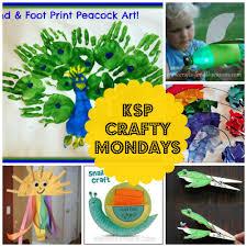 kids activities monsoon craft ideas ksp crafty mondays indian