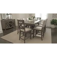 city furniture omaha gray high dining table