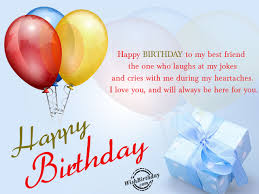 happy birthday messages for him friend my best friend happy