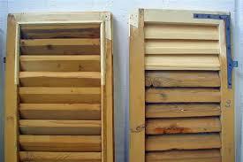 persiane legno restauro persiane restauro persiane in legno