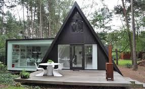 small a frame cabin a frame cabin design modern tiny house ideas