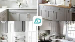 kitchen cabinet makeover ideas 18 grey kitchen cabinet makeover ideas to consider