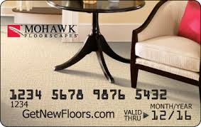 mohawk credit card carpet flooring financing