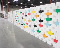 Modular Room Divider Easy To Build Modular Walls And Room Dividers For Home And