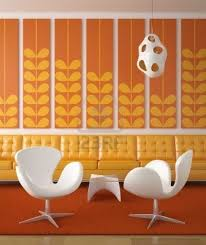 Best Retro Interior Design Images On Pinterest Retro Interior - Interior design retro style