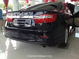 toyota camry 2012 launched with 2 5v model 2 0g u0026 2 0e