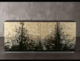 nella vetrina rugiano atlanta w31 credenza in polished lacquered