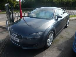 used 2008 audi tt tfsi for sale in harlow essex wintry cars
