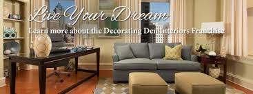 Decorating Den Interiors Franchise Cost & Opportunities