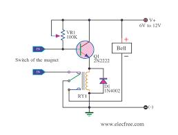 5 burglar alarm circuits u2013 electronic projects circuits