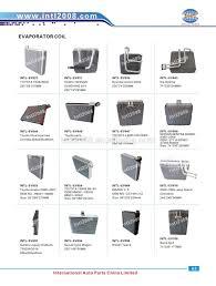 lexus es300 coils a c evaporator core 2003 2005 lexus es300 3 0 3 3 88501 07020