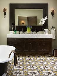bahtroom charming large bathroom mirror frames improving alluring artistic wall lamp beside large bathroom mirror frames closed dark cranes above wash basins near beautiful orchid flower decor and bathtub on cool floortile