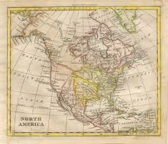 1820 Map Of United States by Antique Maps Of 19th Century North America