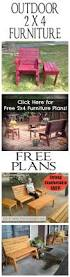outdoor 2x4 furniture plans diy home improvement bloggers best
