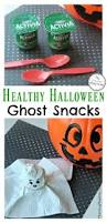 healthy halloween ghost snacks planning playtime