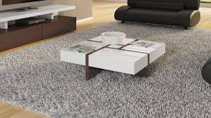 large square modern coffee table mcintosh high gloss coffee table with storage white square zuri