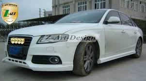 2009 audi a4 tuning aliexpress com buy pu tuning kits for audi a4 for rieger style