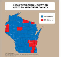 2000 Presidential Election Map by Wisconsin Voter Turnout Patterns Shift Creating Tough Landscape