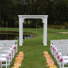 wedding arches square all events event party and wedding rentals ohio pergola