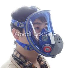 Face Paint Spray - for 3m 6800 silicone gas mask full face facepiece respirator