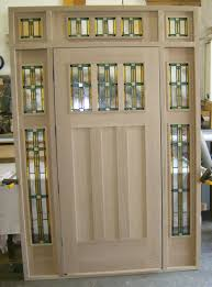 Arts And Crafts Style Home by Heart Of Oak Workshop Authentic Craftsman U0026 Mission Style Door