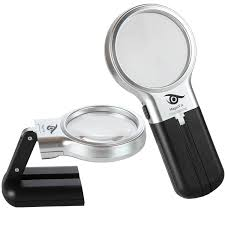 magnifier with led light best magnifying glass for coins 5 outstanding prospects
