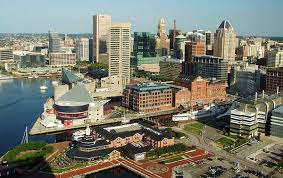 beautiful cities in usa baltimore the most beautiful cities in the usa