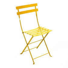 fermob folding metal bistro chair 26 vibrant colours free shipping
