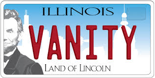 Make Your Own Vanity Plate Pick A Plate